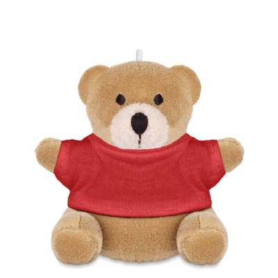 Picture of TEDDY BEAR in Red