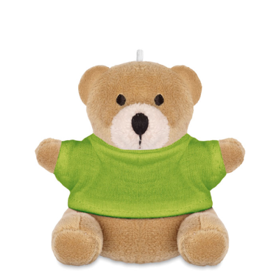 Picture of TEDDY BEAR in LIme