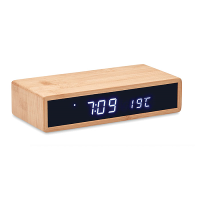 Picture of CORDLESS CHARGER in Bamboo