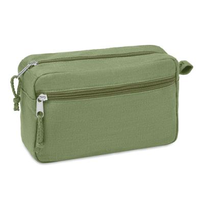 Picture of HEMP WASH BAG HEMP 200 GR & M² in Green