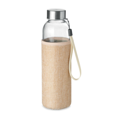 Picture of GLASS BOTTLE in Pouch 500Ml