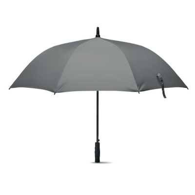 Picture of WINDPROOF UMBRELLA 27 INCH in Grey