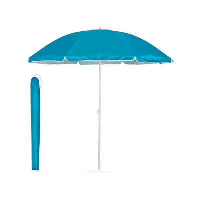 Picture of PORTABLE SUN SHADE UMBRELLA in Turquoise
