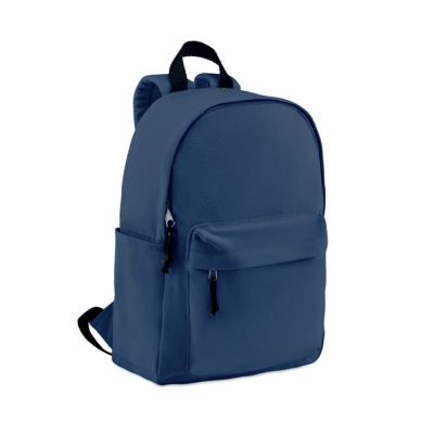Picture of BACKPACK RUCKSACK in Canvas 340 Gr & M² in Blue