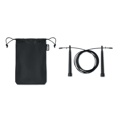 Picture of SPEED JUMPING ROPE RPET POUCH