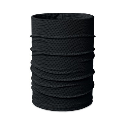 Picture of COOLING MULTIFUNCTION SCARF in Black