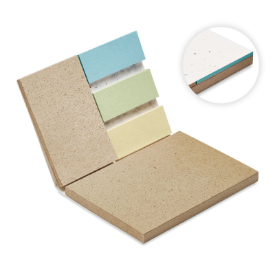 Picture of GRASS SEEDS PAPER MEMO SET