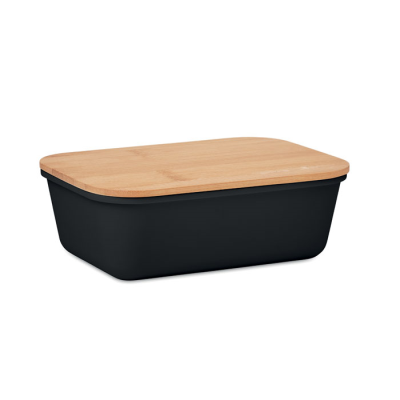 Picture of LUNCH BOX with Bamboo Lid