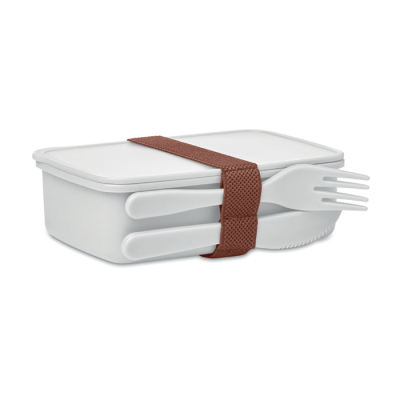 Picture of LUNCH BOX with Cutlery