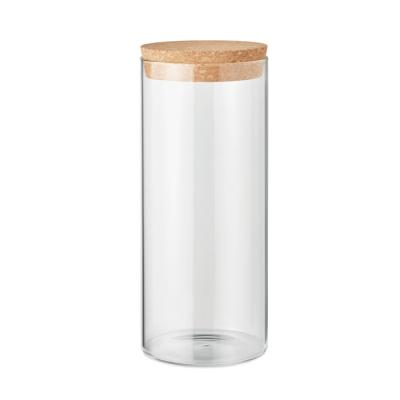 Picture of BOROSILICATE GLASS JAR 1L