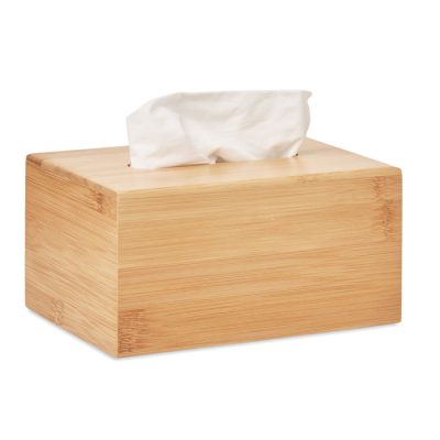 Picture of BAMBOO TISSUE BOX