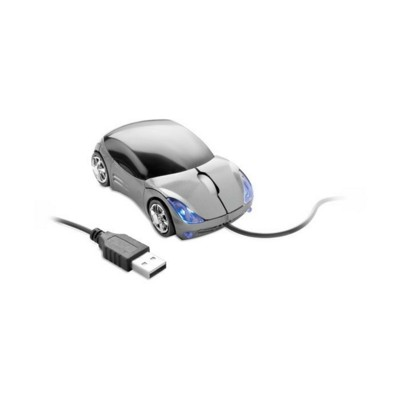 Picture of MOTOR CAR COMPUTER MOUSE in Grey
