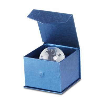 Picture of GLASS GLOBE PAPERWEIGHT