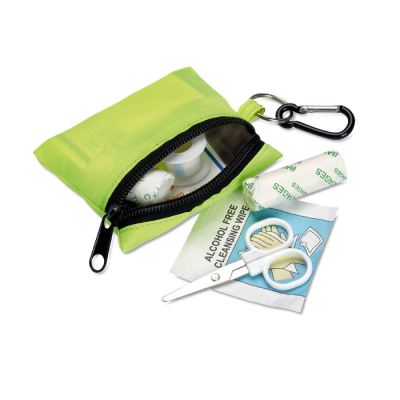 Picture of EMERGENCY FIRST AID KIT in Yellow