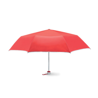 Picture of FOLDING UMBRELLA in Red