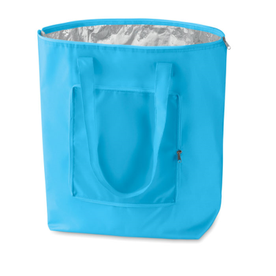 Picture of FOLDING COOLER SHOPPER TOTE BAG