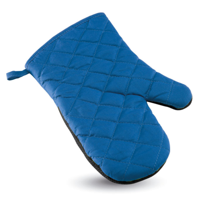 Picture of COTTON OVEN GLOVES in Royal Blue