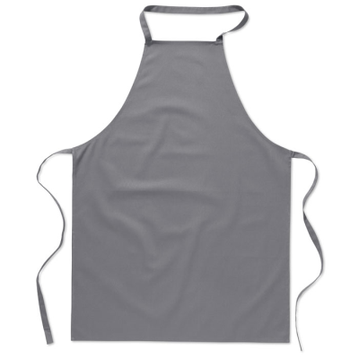 Picture of KITCHEN APRON in Grey
