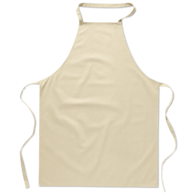 Picture of KITCHEN APRON in Beige