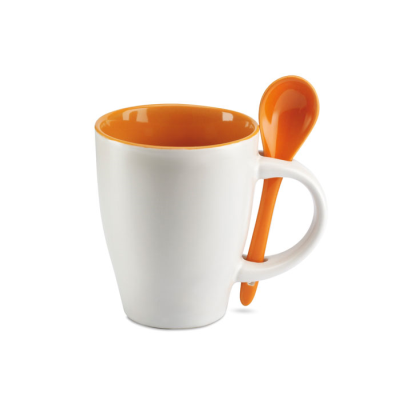Picture of MUG with Spoon