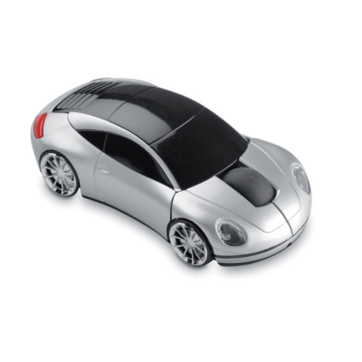 Picture of NEW GENERATION CORDLESS CAR SHAPE COMPUTER MOUSE in Matt Silver