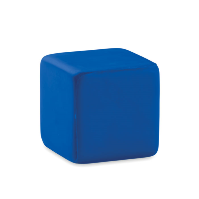 Picture of CUBE STRESS ITEM in Blue
