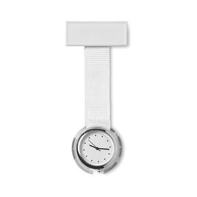 Picture of ANALOGICAL NURSE WATCH in White