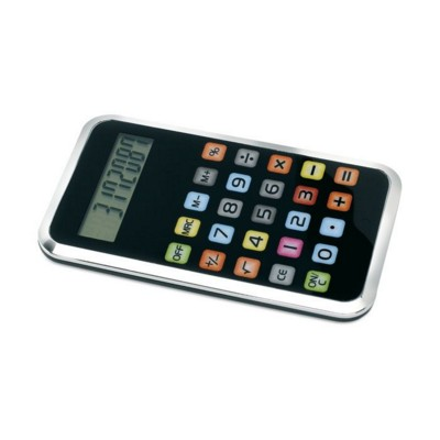 Picture of 8 DIGIT CALCULATOR in Multi Colour