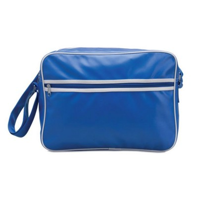 MESSENGER BAG in Blue