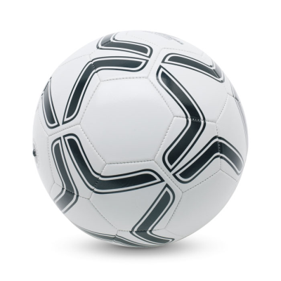 Picture of FOOTBALL BALL in Black & White PVC