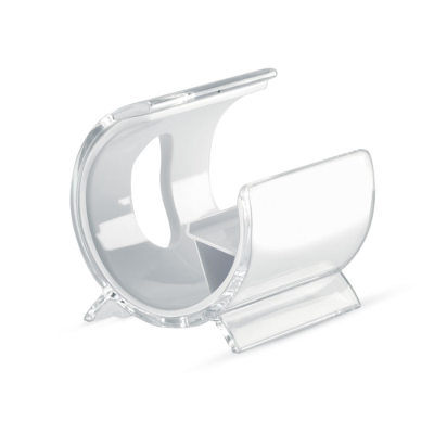 Picture of MOBILE PHONE STAND in White