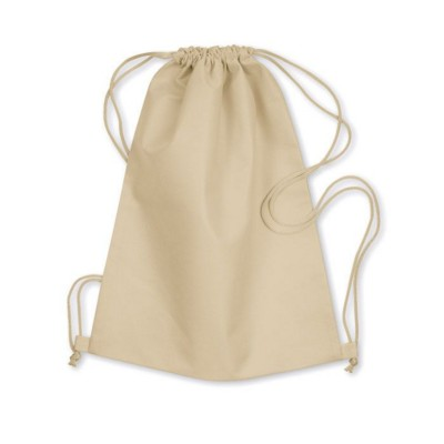Picture of 80G NONWOVEN DRAWSTRING BAG in Ivory