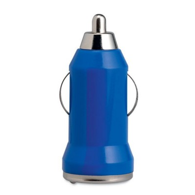 Picture of USB CAR CHARGER in Blue
