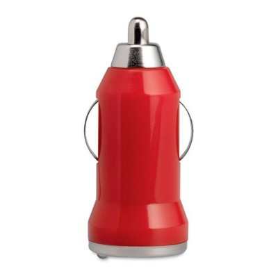 Picture of USB CAR CHARGER in Red