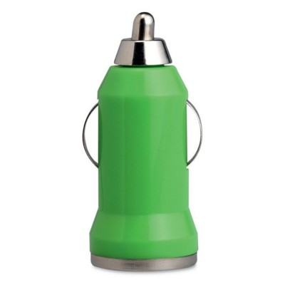 Picture of USB CAR CHARGER in Lime Green