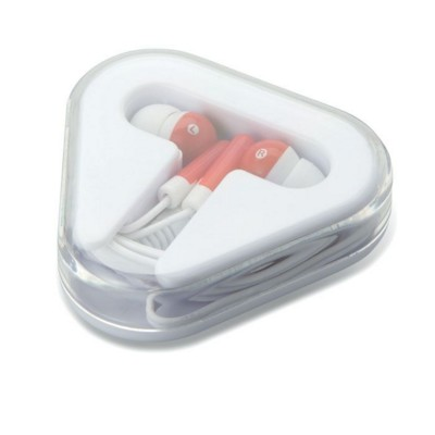 Picture of EARPHONES in Red