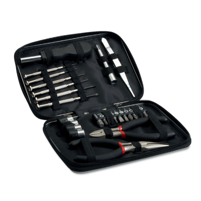 Picture of TOOL SET in Aluminium Metal Case
