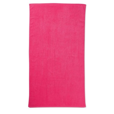 Picture of BEACH TOWEL in Fuchsia Pink