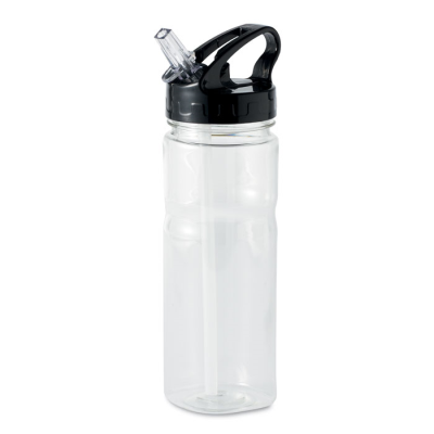 Picture of SPORTS DRINK BOTTLE in Translucent Clear Transparent