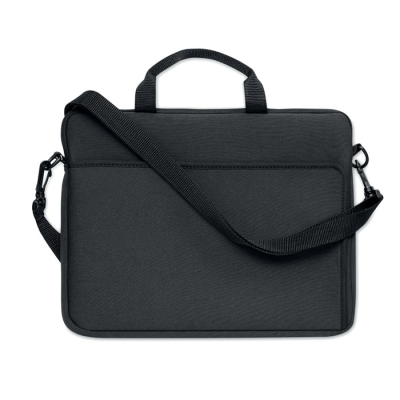 Picture of LAPTOP POUCH BAG in Black Neoprene
