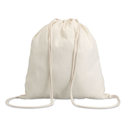 Picture of DRAWSTRING BAG in Natural