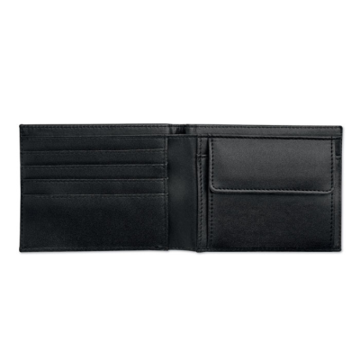 Picture of PVC WALLET in Black