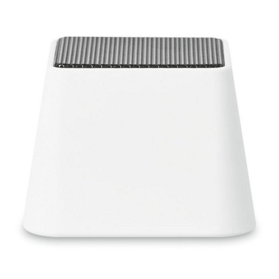 Picture of BLUETOOTH SPEAKER in White ABS Rubber Finish