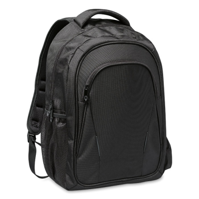 Picture of LAPTOP 15 INCH BACKPACK RUCKSACK in Black