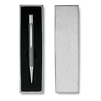 Picture of ALUMINIUM METAL BALL PEN in Silver