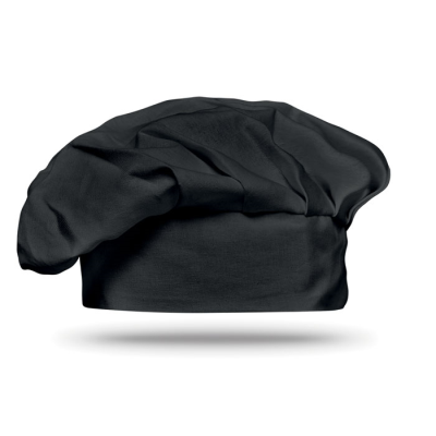 Picture of CHEF HAT in Black