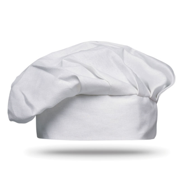 Picture of CHEF HAT in White