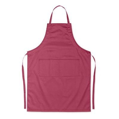 Picture of ADJUSTABLE APRON in Burgundy