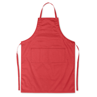 Picture of ADJUSTABLE APRON in Red