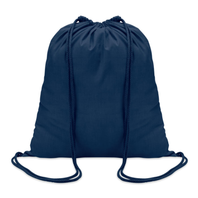 Picture of DRAWSTRING BAG in Cotton